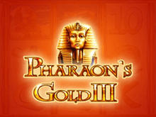 Автомат Pharaohs Gold III онлайн