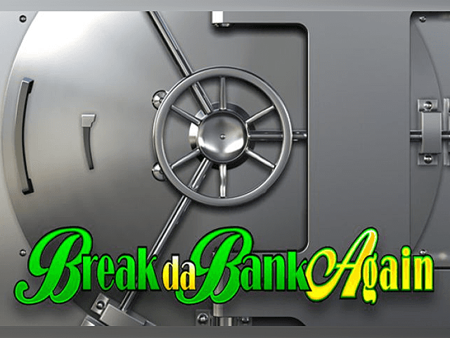 Игровой аппарат Mega Spins Break Da Bank Again